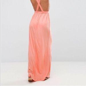 ASOS Dresses - ASOS Jersey Plunge Front Dress
